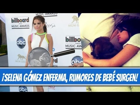 ¡Selena Gómez Enferma, Rumores De Bebé Surgen!