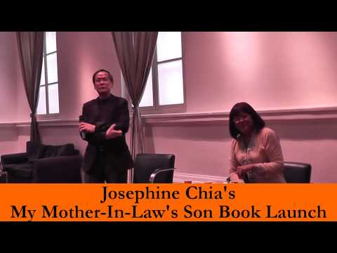 My Mother-in-law's Son Book Launch Update By Robin Stienberg, National Critics Choice video
