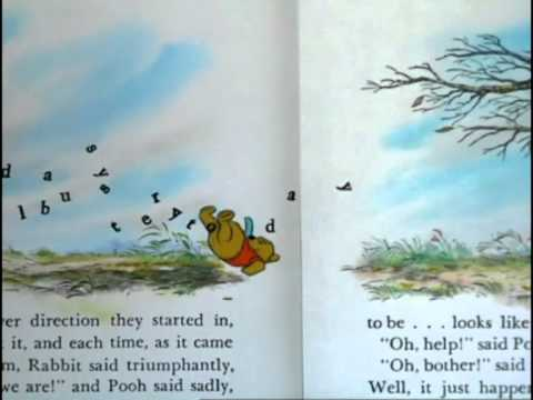 The Many Adventures Of Winnie The Pooh - Like A Rather Blustery Day video