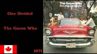 Watch Guess Who One Divided video