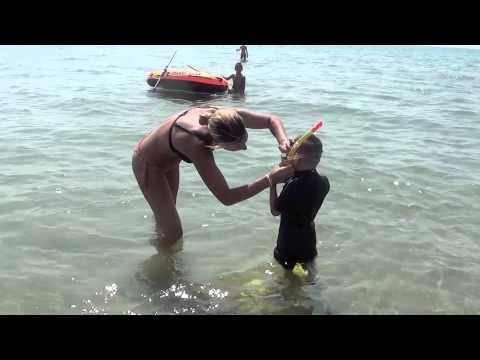 Stefan il sommozzatore Bambini Divertenti