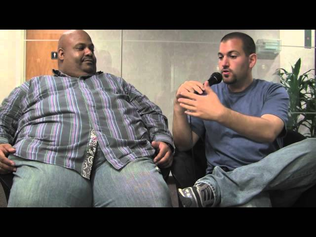 400-Pound Man Says He Is Ready To Eat The Sunlight And Make Changes w/ Kevin W. Reese