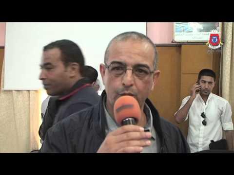كلمة إبراهيم بوغضن الرئيس الجديد لجماعة تيزنيت من العدالة والتنمية
