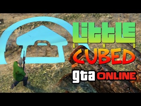Little and Cubed - Capture The Case! - GTA Online klip izle