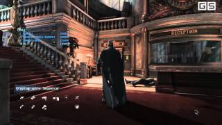 Batman: Arkham Origins DX11 ENHANCED Settings | GTX 760