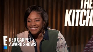 """The Kitchen"" Stars Pick Their Mobster Nicknames 
