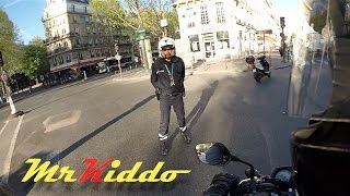 Random Footage #37: Daily Observations, Fails & Wins on a Honda CBF 600 NA & Honda CB 650 F