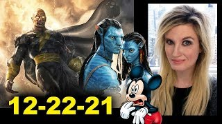Black Adam 2021 Release Date - vs Avatar 2