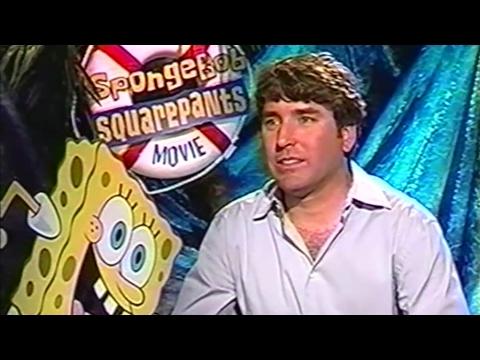 YTV (2004) - The Zone: Carlos Interviews Stephen Hillenburg