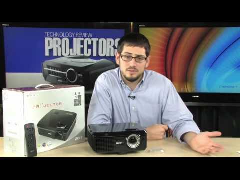Acer X1230PS DLP XGA Projector