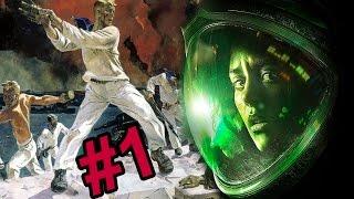 Прохождение игры alien isolation видео севастополь