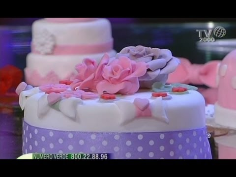 Decorazioni con la pasta di zucchero per rendere speciali le nostre torte youtube - Decorazioni per torte di carnevale ...