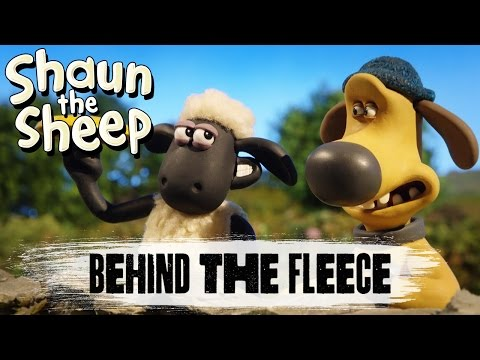 Shaun The Sheep - Behind The Fleece ! video