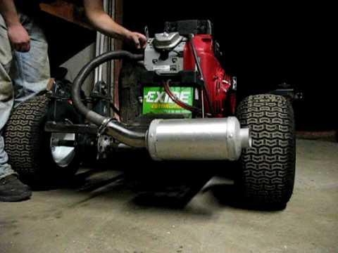 Beefy Go kart Honda gx610 Vtwin