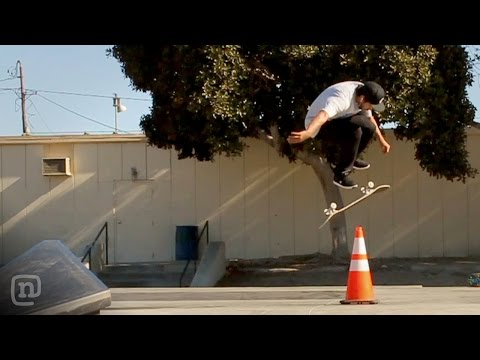 Tips For Filming Skateboarding w/ The Canon 7D on NKA