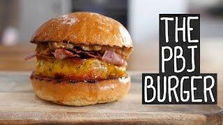 The PBJ Burger | Ask Barry #3