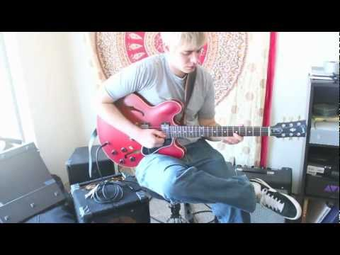 Relaxing at Camarillo (Solo) - Jonathan Kreisberg