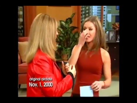 Char on Regis and Kelly 2 7 11