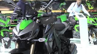 Kawasaki ad Eicma 2013