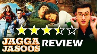 download lagu Jagga Jasoos Honest Movie Review  Ranbir Kapoor, Katrina gratis