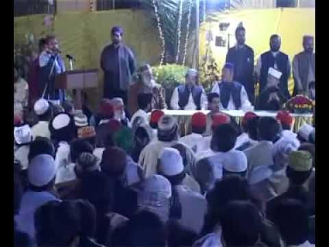 Sohna Aya Te Saj Gaye Galiyan Bazar-tahir Ul Qadri Naat Khawan video