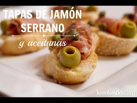 Tapas de Jamon Serrano