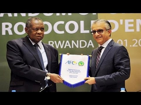 FIFA Presidency: CAF backs Asia's Sheikh Salman