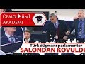 AP Başkanı Schulz, Yunan Milletvekilini salondan atıyor ! (Türkçe altyazılı)