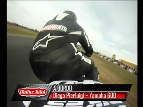 Campeonato Argentino de motociclismo a bordo CABALEN 2012