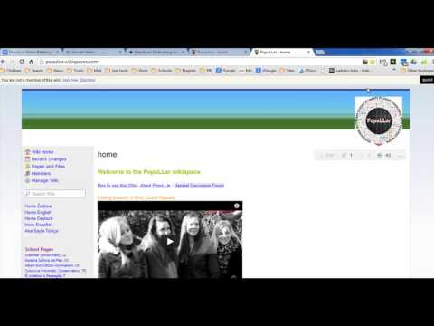 vidumath: wiki tutorial: using the wiki