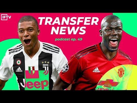 MBAPPE KOULIBALY ICARDI - Footballs next big transfer? Podcast 49