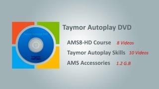 Taymor Autoplay DVD