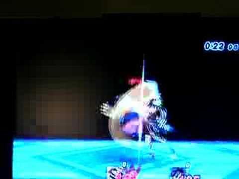 Super Smash Bros. Brawl - Wario Fart Suicide - YouTube
