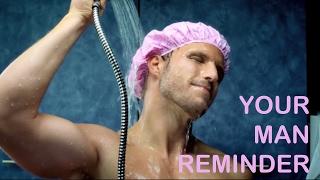 Rethink Breast Cancer presents: Your Man Reminder