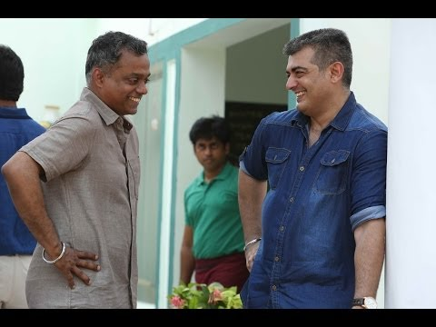 Ajith and Gautham Menon movie title is