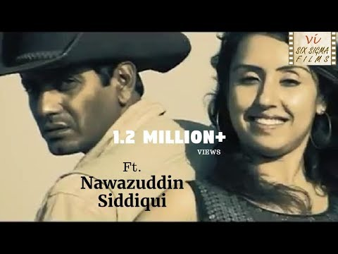Nawazuddin Siddiqui in a Comedy Short Film - Must Watch
