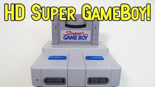 High Definition Super Gameboy Test - Gamerz Tek 16-Bit HD
