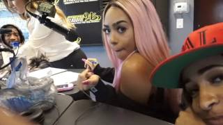 VLOG : HOSTING ATL RADIO ALL WEEK | IM A DIVA ABOUT MY MUSIC!