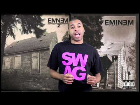 1st Review ANYWHERE - Eminem MMLP2 Marshall Mathers LP 2