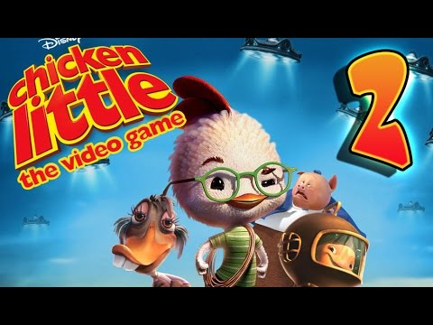 Disney's Chicken Little Walkthrough Part 2 (PS2, XBOX, PC, Gamecube) thumbnail