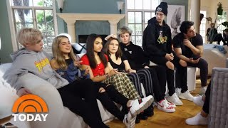 Exclusive: See Inside The 'Hype House' Mansion For TikTok Creators | TODAY