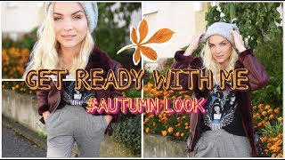 GET READY WITH ME 🍁AUTUMN EDITION | Patrizia Palme
