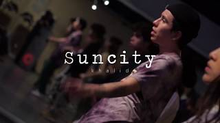 Khalid Suncity Ft Empress Of By Dan Cuesta