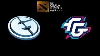 EG vs Forward Gaming Game 1+2 The Kuala Lumpur Major Highlights Dota 2