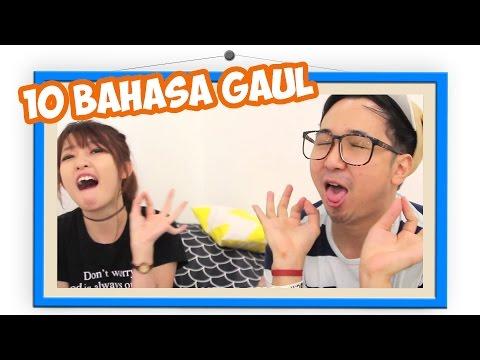 10 BAHASA GAUL