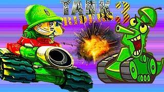 TANK RIDERS 3 Kamen Rider Build All Form tanks новое мульт видео для детей как WoT Blitz многотанков