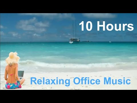 Office Music, Office Music Playlist 2015 and 2016: 10 HOURS of Office music background