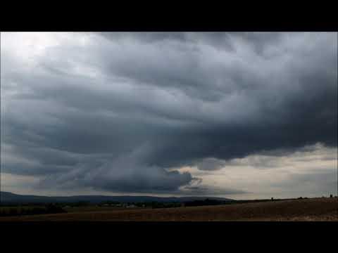 Forgó felhőalap, Gerecse-TV torony, 2020.09.25. (Búcs)
