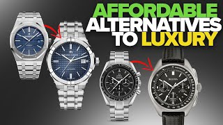 Affordable Alternatives to Luxury Watches (Royal Oak, Daytona, Speedmaster & More)