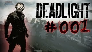 Let's Play Deadlight #001 - Die Flucht [deutsch] [720p]